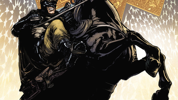 Batman #33 The Rules Of Engagement