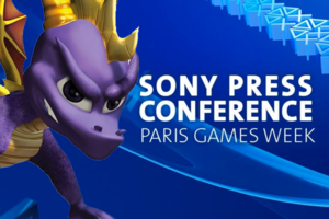 Spyro The Dragon Paris Games Week
