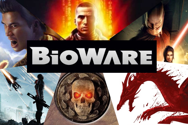 Dragon Age Bioware Video Games Rpg Fantasy Art: Ranking Every Bioware Game From Worst To Best