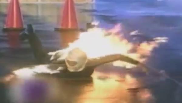 Anadela escape trick explosion