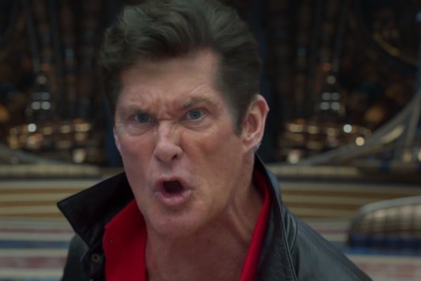 Guardians Of The Galaxy Vol 2 David Hasselhoff