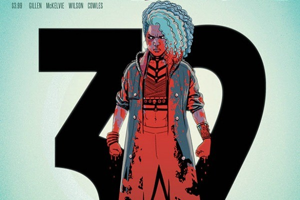 The Wicked + The Divine 32 Walking Dead Variant