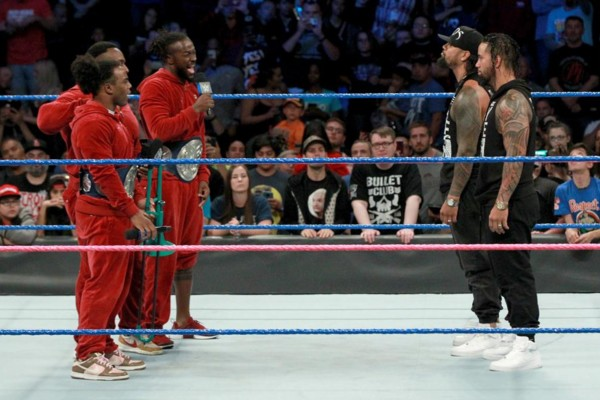 The New Day Usos