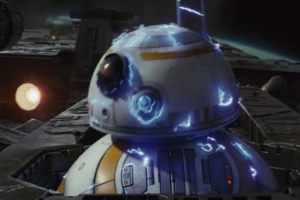 Star Wars The Last Jedi Trailer BB8