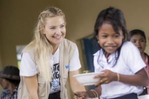 Kate Hudson Watch Hunger Stop