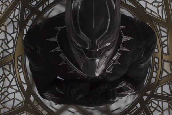 'Black Panther' Official Trailer a Big Hit on Social Media