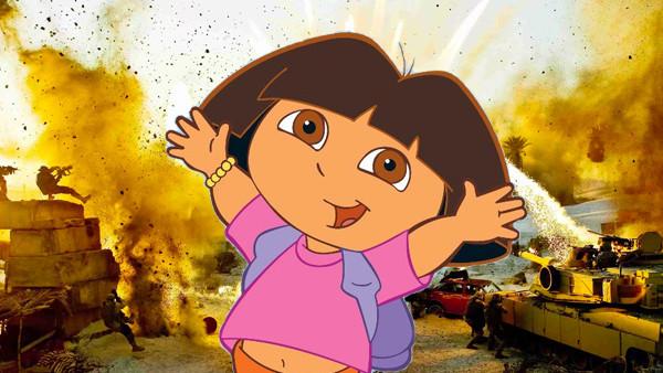 Dora The Explorer Bay