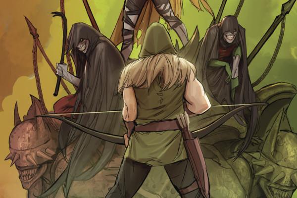Green Arrow 32
