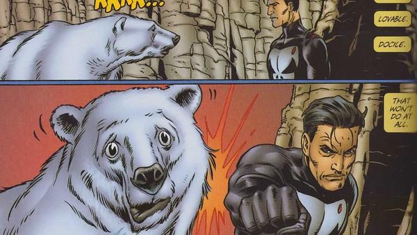 Punisher Polar Bears