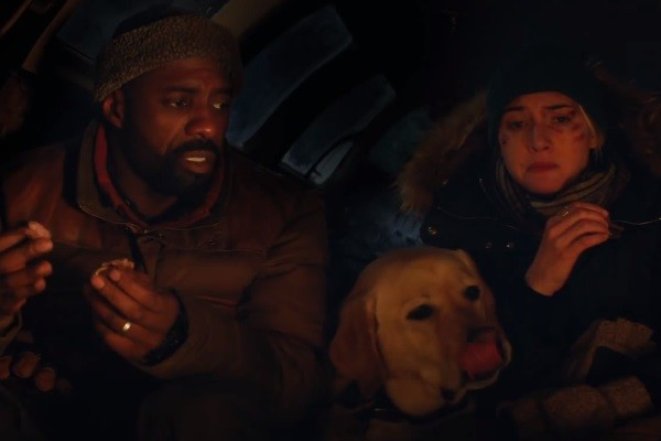 The Mountain Between Us Idris Elba Kate Winslet