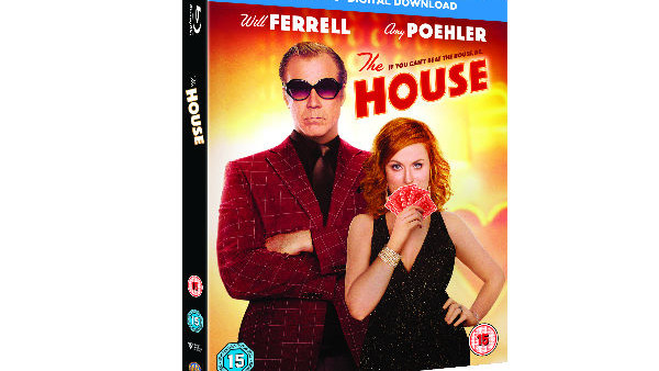The House Blu-ray