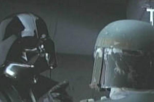 Star Wars Darth Vader Boba Fett