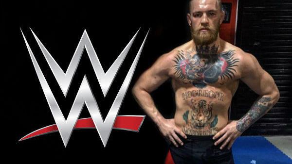 McGregor WWE