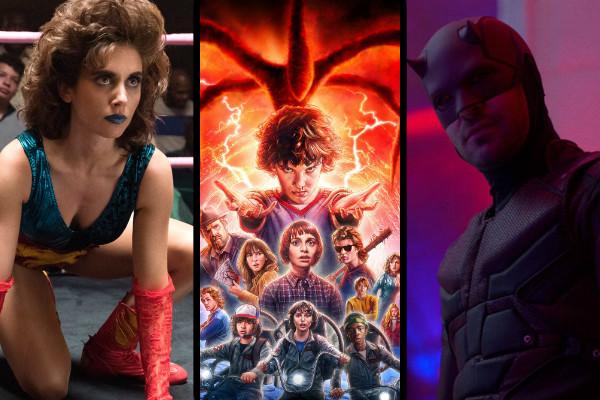 Netflix Most Binged