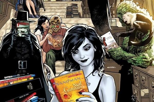 Vertigo Essentials DC Comics