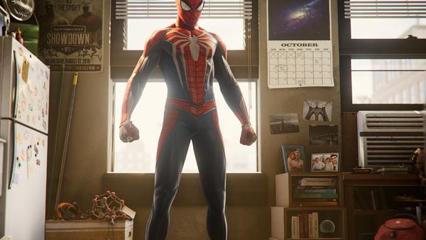 Spider Man Ps4 Lockjaw