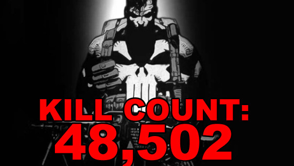 Punisher Killcount