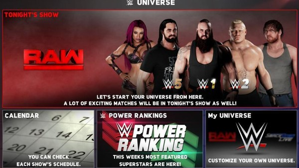 WWE 2K19: 10 Ways To Save Universe Mode