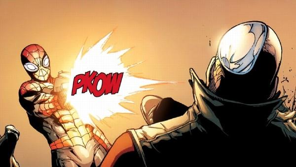 Superior Spider Man Kills Massacre