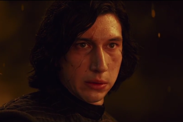 Star Wars The Last Jedi Trailer Kylo Ren