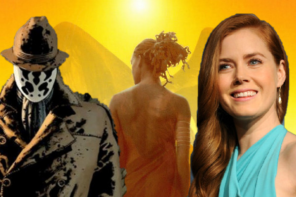 Watchmen Who Fears Death Amy Adams