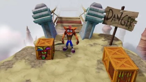 Crash Bandicoot N Sane Trilogy The High Road