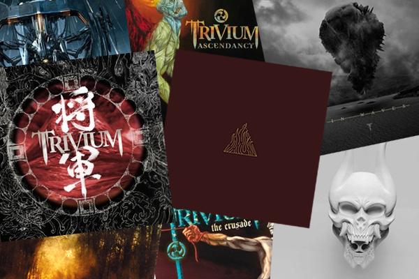 Trivium Albums