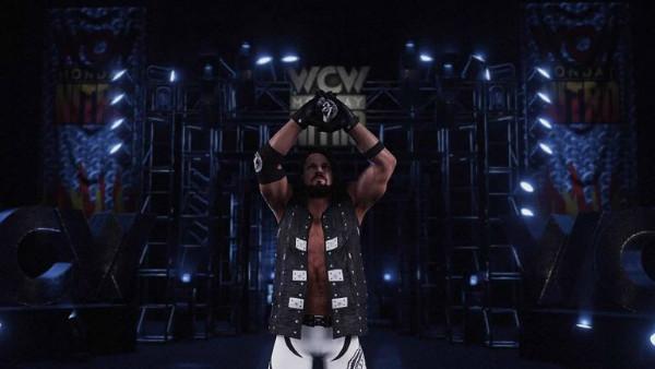 WWE 2K18 AJ Styles