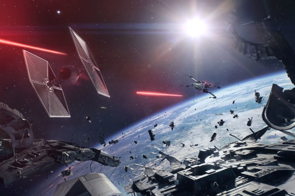 STAR WARS™ Battlefront™ II updated, now supports Crossplay