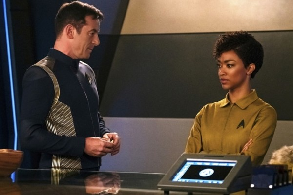 Star Trek Discovery Lorca Burnham