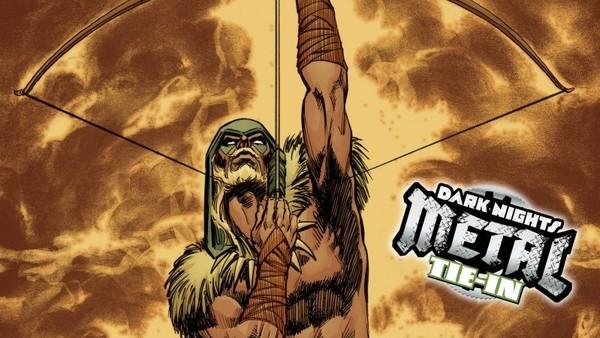 Green Arrow #32