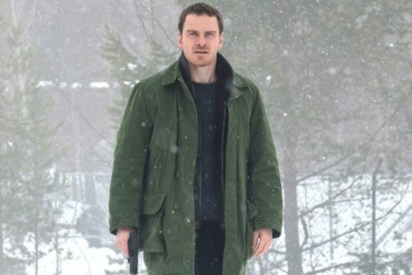Michael Fassbender Snowman