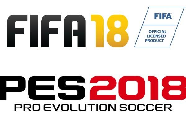 FIFA 18 PES 2018