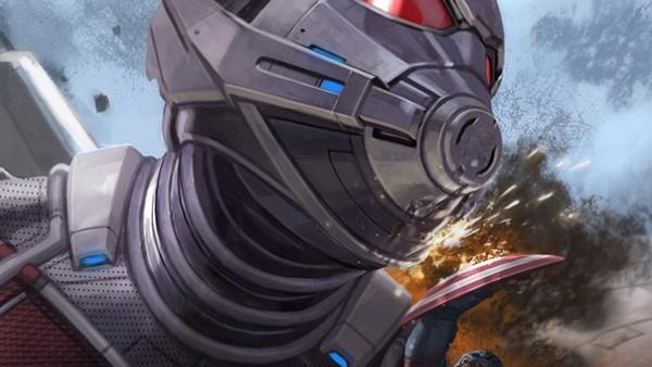 Captain America Civil War Giant Man