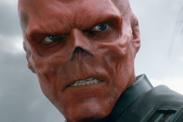 Red Skull Hugo Weaving