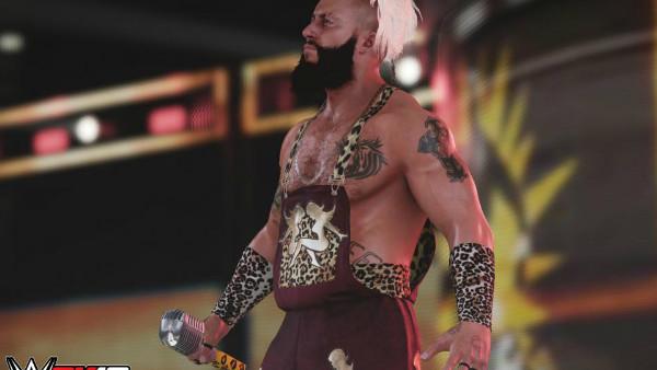 WWE 2K18 Enzo Amore
