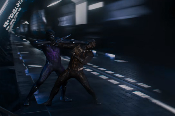 Black Panther Final Battle