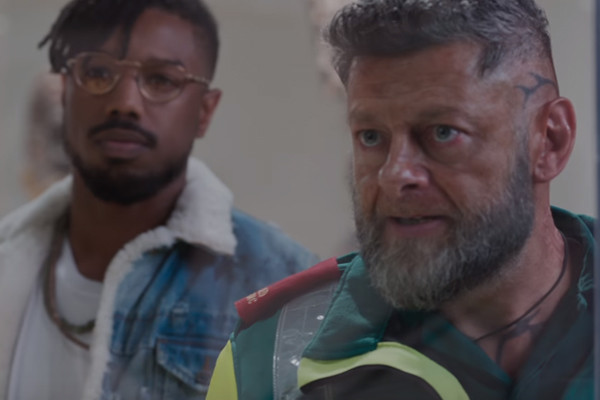 Black Panther Ulyesses Klaue Erik Killmonger