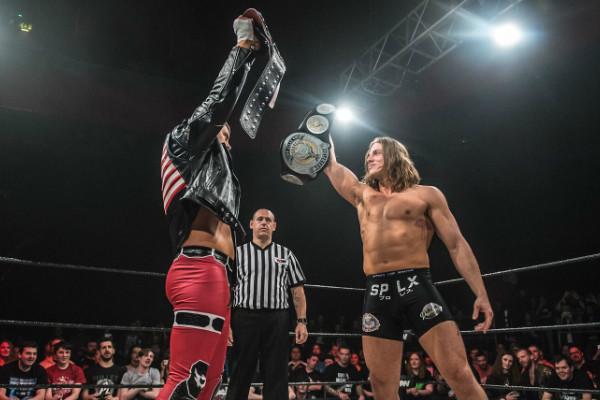 WCPW Cody Rhodes Matt Riddle
