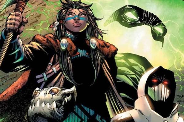 Dark Matter Age of Heroes DC