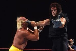 Undertaker Hulk Hogan