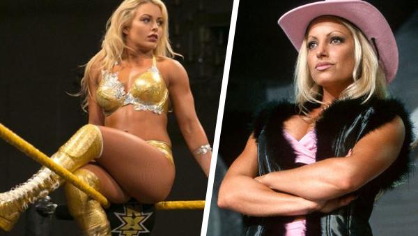 Mandy Rose Speaks On Comparison With WWE Legend Trish Stratus 2