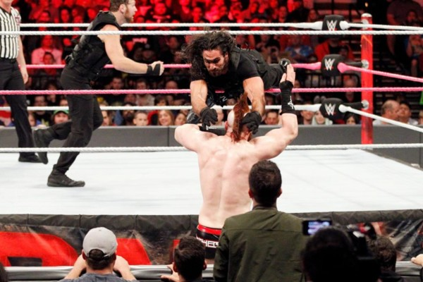 the shield sheamus