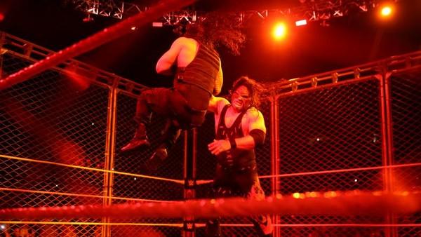 Kane Roman Reigns