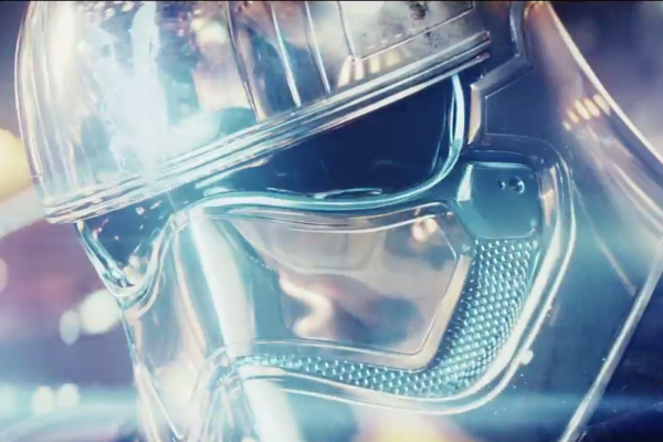 Star Wars The Last Jedi Trailer Captain Phasma