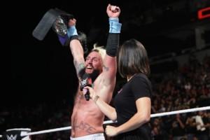 Enzo Amore Cruiserweight Champion