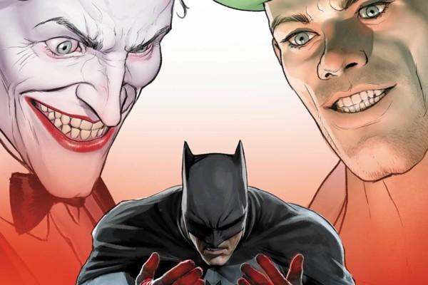 Batman 32 Joker Riddler