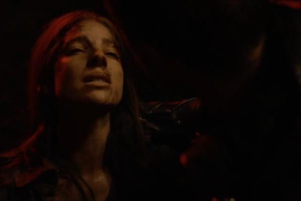 Arrow Samantha death