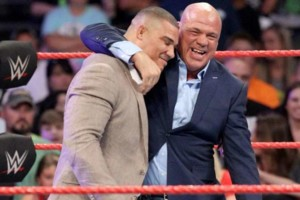 Kurt Angle Jason Jordan Raw 2017