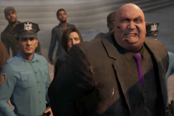 Image result for spider man ps4 kingpin boss fight